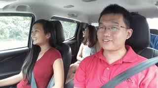 Beng tries her luck in Isuzu Dura-Miles Challenge 2018 | EvoMalaysia.com