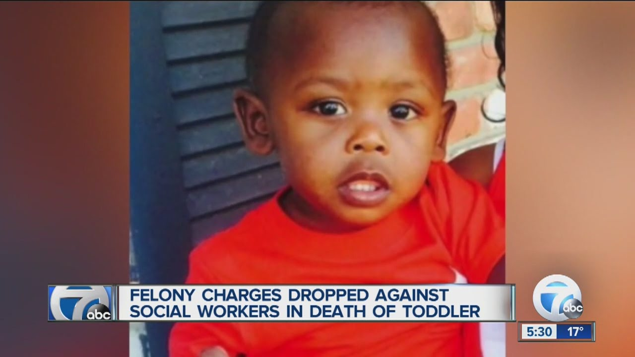 Felony charges dismissed against two CPS social workers in death of  3-year-old boy