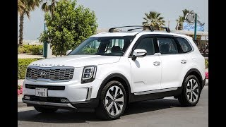 2020 Kia Telluride Review in Dubai UAE