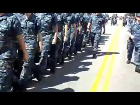 Submariners Marching