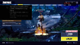 Scary uses Keyboard - LIVE GIVEAWAY ! - (PRO PS4 PLAYER)(FORTNITE BR)