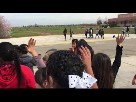 Reyes Students Visit Merced College