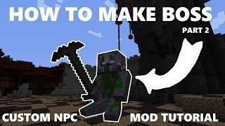 Custom Boss Pack Custom Npc – Meta Morphoz