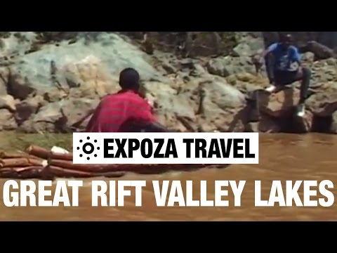 The Lakes Of The Great Rift Valley Travel Guide (East Africa) Vacation Travel Video Guide
