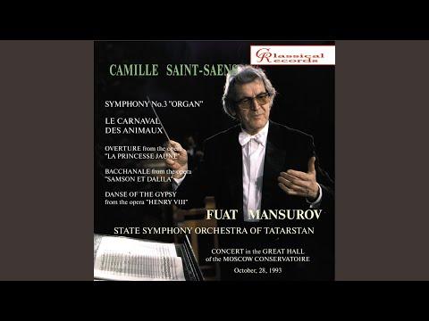Symphony No. 3 in C Minor, Op. 78: I. Adagio. Allegro moderato. Poco adagio
