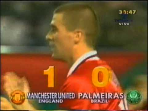 1999 November 30 Manchester United England 1 Palmeiras Brazil 0 Intercontinental Cup