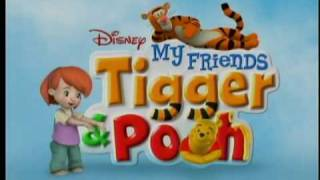 My Friends Tigger & Pooh Theme