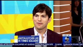 Ashton Kutcher & Mila Kunis Are Huge Bachelorette Fans - GMA