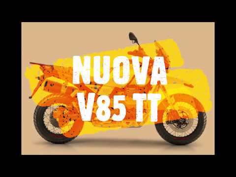 Moto Guzzi V TT Medio