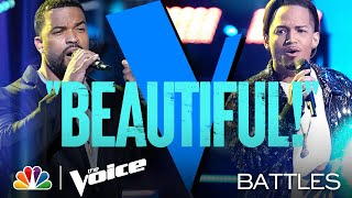 "Awari vs. Jose Figueroa Jr. - Lauren Daigle ""You Say"" - The Voice Battles 2021"