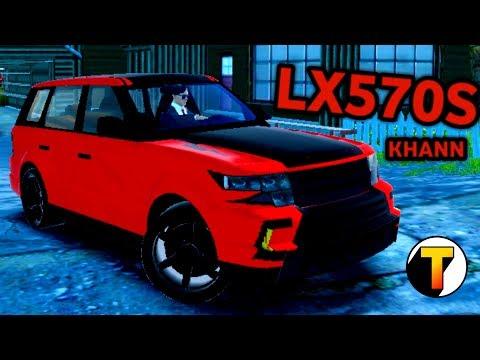 LX570S В MADOUT 2