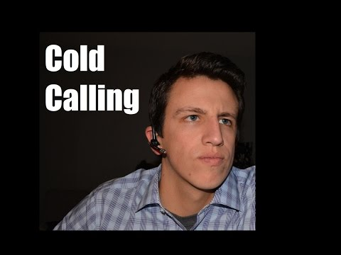 Cold Call - Selling Digital Marketing Services