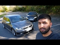 Comparing the 2018 VW Golf R Facelift to the 2017 Audi S3! (Exhaust Sound/Quick Drive)
