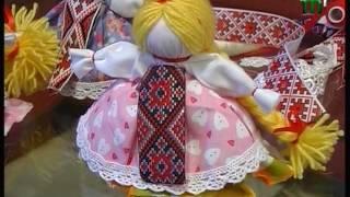 як зробити з ганчірок ляльку