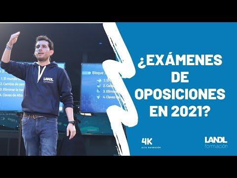 ¿Habrá oposiciones en 2021?