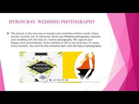 Wedding Photography Byron Bay