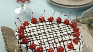 Самый вкусный торт рецепт.Итальянский торт с рикоттой и вишней