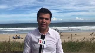 Carolina del Norte se prepara para la llegada del huracán Florence.