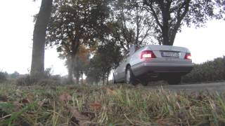 Mercedes Benz W124 E420 V8 Sound