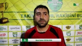 Gambar cover Fırtına spor-Young Boys(röportaj)/ İSTANBUL/ iddaa Rakipbul Ligi 2016 Kapanış Sezonu