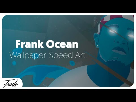 Speed Art - Fan Art Frank Ocean