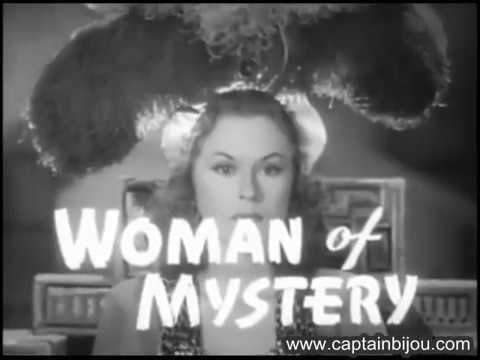 1944 TIGER WOMAN - Serial - Trailer - Allan Lane, Linda Stirling