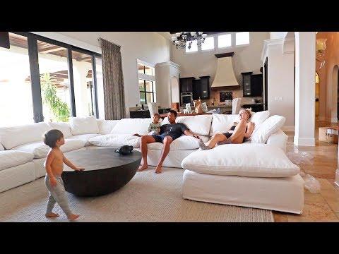 HUGE Furniture Delivery! (KKandbabyJ New Home)