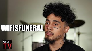 Wifisfuneral on Having Stroke, Left Side of His Body Paralyzed After 2nd Overdose (Part 2)