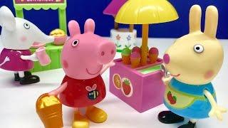 PEPPA PIG & FRIENDS TOYS  |  New Peppa Pig Video