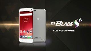 супер Телефон ZTE Blade S6! Детальный Обзор и Тестирование! Китайские Инновации в Действии!