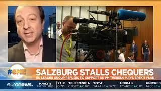 Salzburg stalls Theresa May's Chequers plan thumbnail