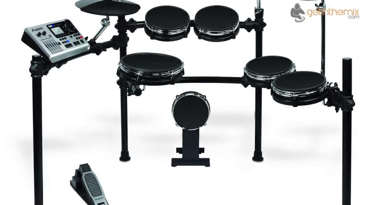alesis dm10 studio kit mesh mesh head electronic drum kit youtube
