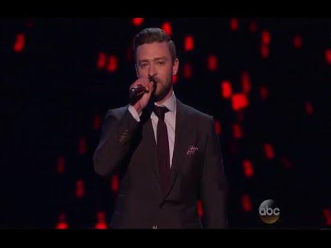 Justin Timberlake at ESPY Awards 2016