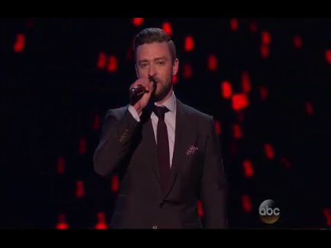 Justin Timberlake at ESPY Awards 2016
