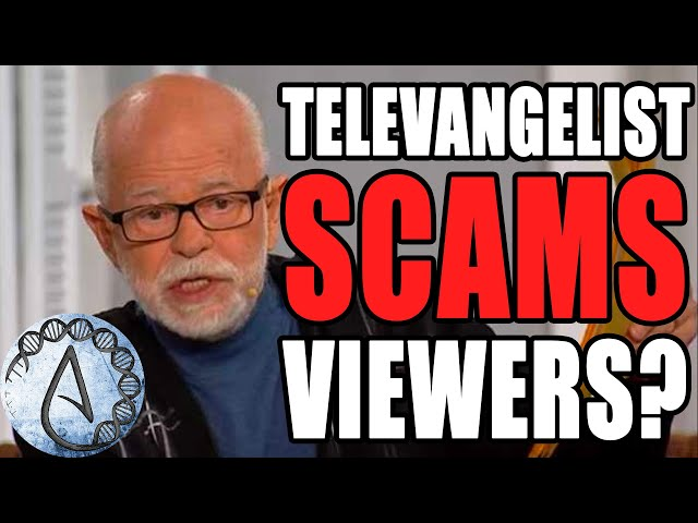 People HATE Jim Bakker For His OUTRAGEOUS CURE