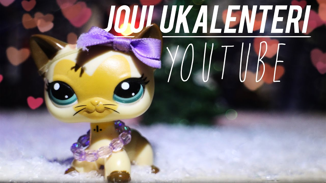 joulukalenteri 2018 lps Littlest Pet Shop ~ YOUTUBE (joulukalenteri)   YouTube joulukalenteri 2018 lps