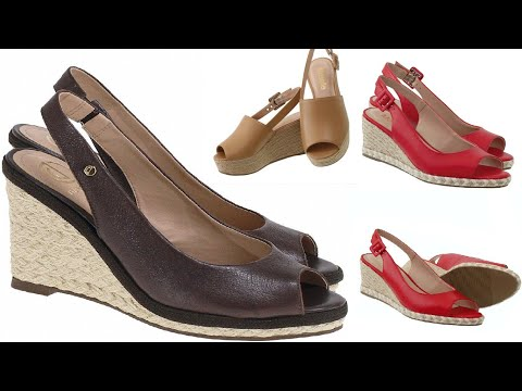 latest-sophisticated-style-of-wedge-sandals||-latest-beautiful-wedge-sandals-for-office-wear|#sbleo