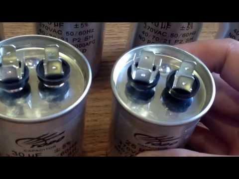 china motor run capacitor, china generator capacitors, motor running capacitors, motor capacitors thumbnail