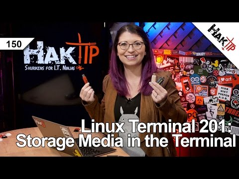 Linux Terminal 201: Working with Storage Media, ISO Images, and MD5 Checksums - HakTip 150