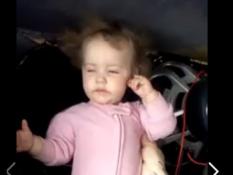 BABY GIRL ABUSED BY BASS!? - YouTube