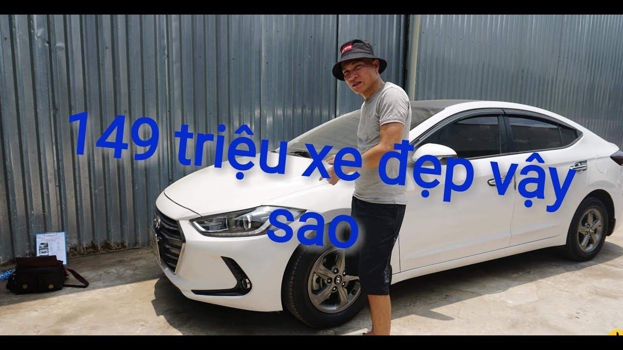 (Đã Bán) 149 triệu sở hưu ngay con xe, Hyundai Elantra - xe cũ giá rẻ | Dũng Xe Đẹp