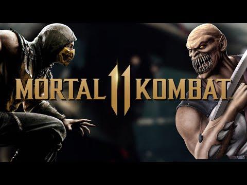 Mortal Kombat 11 Rap Song (EPIC) MK11 (Part 1) | Daddyphatsnaps thumbnail