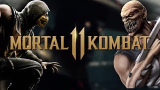 Mortal Kombat 11 Rap Song (EPIC) MK11 (Part 1) | Daddyphatsnaps