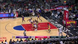 Los Angeles Lakers at LA Clippers - January 14, 2017