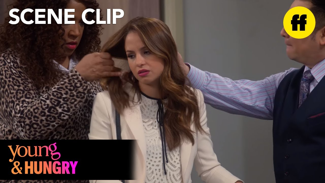 Download Young & Hungry | Season 4, Episode 9: Hair | Freeform