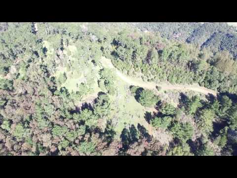 Oakland Hills Drone Footage Part 1 of 2