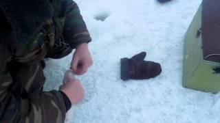 Зимняя рыбалка. За судаком в Декабре 2013. Uha-tv.