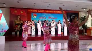 Việt Nam ơi Mùa xuân đến rồi Giải Nhất Hội thi văn nghệ công đoàn Bộ Nông nghiệp và PTNT