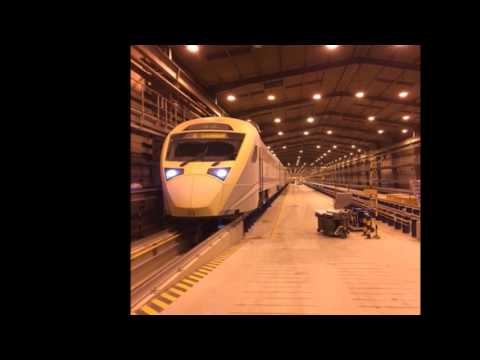 International Facilities Management Solution for CAF's Riyadh to Dammam Train Service