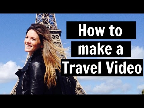 How to Travel Vlog (2015)